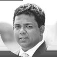 Arulrajah Headshot
