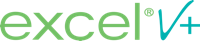 ExcelV+ logo
